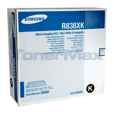 SAMSUNG CLX-8380ND IMAGING UNIT BLACK